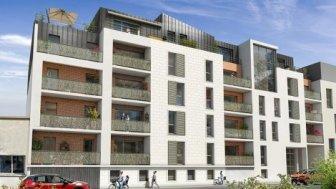 Appartements et maisons neuves La Fabbrik éco-habitat à Tours