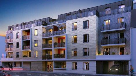 Appartement neuf Verso investissement loi Pinel à Joué-les-Tours