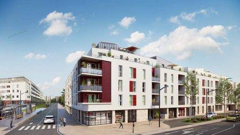 Appartement neuf Evidence investissement loi Pinel à Joué-les-Tours