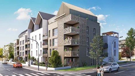 Appartement neuf Symphon'y investissement loi Pinel à Tours
