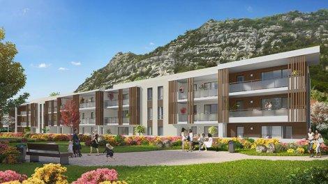 Appartement neuf Eden Roc éco-habitat à Voreppe