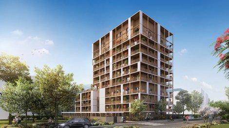 Appartement neuf Aromatik éco-habitat à Grenoble