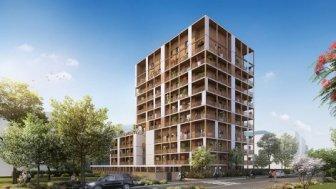 Appartements neufs Aromatik investissement loi Pinel à Grenoble