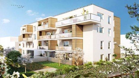 Appartement neuf Les Jardins de Julia investissement loi Pinel à Saint-Martin-d'Hères