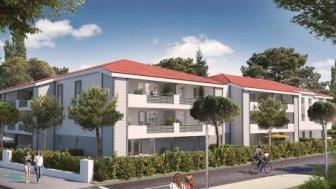 Appartements neufs Via Oceana investissement loi Pinel à Labenne