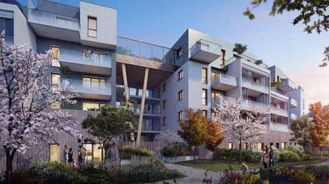logement neuf à Saint-Herblain