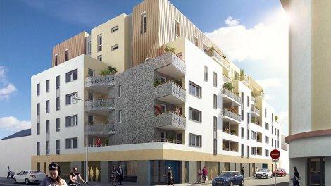 Appartement neuf Coeur de Ville - Saint Nazaire à Saint-Nazaire