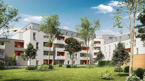 Appartement neuf Patio Nantes à Nantes
