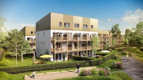 Appartements neufs Plein Sud investissement loi Pinel à Saint-Nazaire