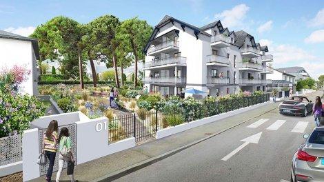 Appartements neufs La Baule - Villas Sophia investissement loi Pinel à La Baule-Escoublac