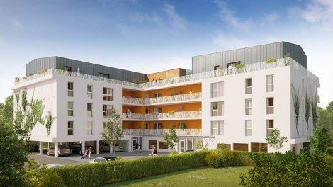 Appartement neuf Ligne Sud à Orléans