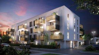 Appartements et maisons neuves Les Hauts de Murlins investissement loi Pinel à Orléans