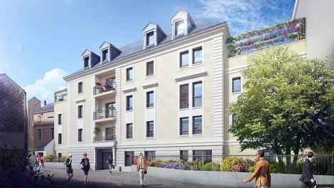 Appartement neuf 34 rue des Arènes investissement loi Pinel à Angers