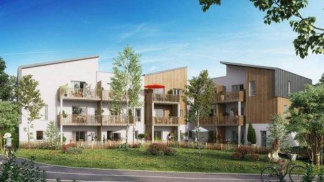 Appartements neufs Mystreet investissement loi Pinel à Angers