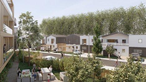 Appartements et maisons neuves Les Demoiselles investissement loi Pinel à Angers