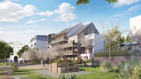 Appartement neuf L'Aumônerie à Angers