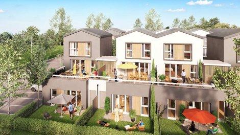 Appartement neuf Zeneo éco-habitat à Bezannes