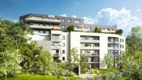 Appartements neufs Plein Ciel éco-habitat à Laxou