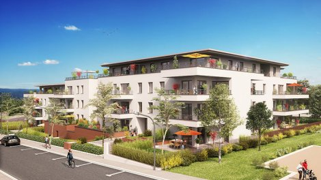 Appartement neuf L'Aparté à Villers-Lès-Nancy