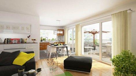appartement neuf à Villers-Lès-Nancy
