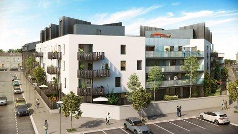 Appartement neuf La Cour des Grands investissement loi Pinel à Nancy