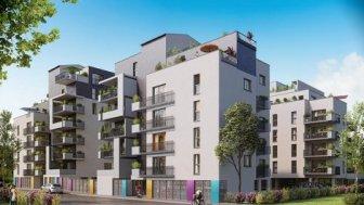 Appartements neufs Les Jardins Suspendus à Nancy