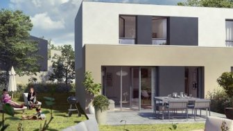 Appartements et maisons neuves Coeur Valombois investissement loi Pinel à Vannes