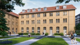 Appartements neufs La Place de la Manufacture à Metz