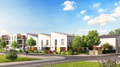 Appartement neuf Natura éco-habitat à Metz