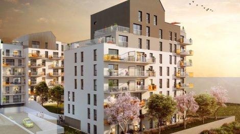 Appartements neufs Insitu investissement loi Pinel à Metz