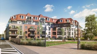 Appartements neufs Chrysalide investissement loi Pinel à La Madeleine