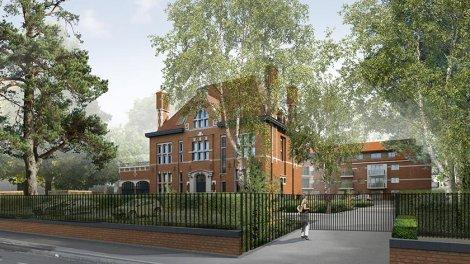 Appartements neufs Le Manoir de la Lys investissement loi Pinel à Bousbecque