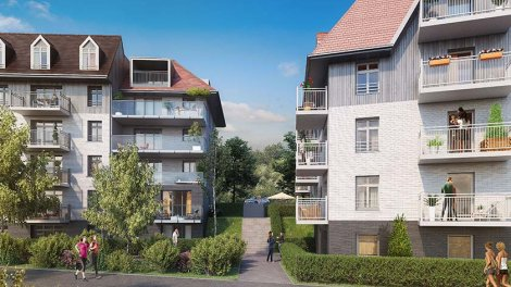 Appartement neuf Au Fil de l'Eau à Wasquehal