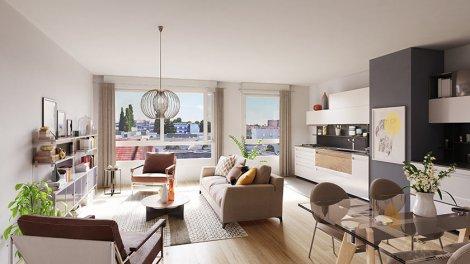 Appartements neufs Renaissance investissement loi Pinel à Lille