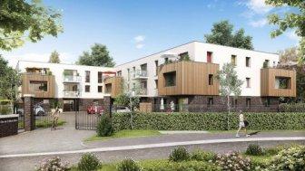 Appartements neufs Le Clos du Château Blanc investissement loi Pinel à Wasquehal