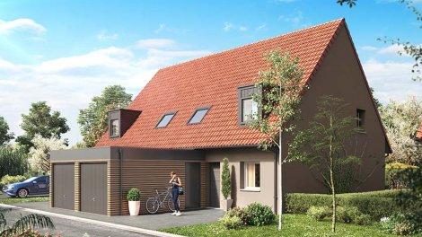Maisons neuves Les Cottages du Recueil à Villeneuve-d'Ascq