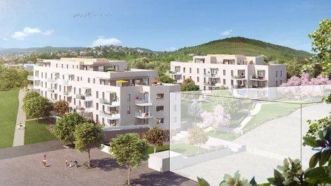 Appartement neuf Plein'r investissement loi Pinel à Clermont-Ferrand
