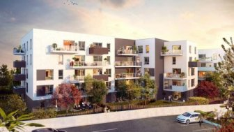 Appartements et maisons neuves Un Jardin en Ville éco-habitat à Clermont-Ferrand