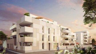Appartements neufs Rubik éco-habitat à Clermont-Ferrand