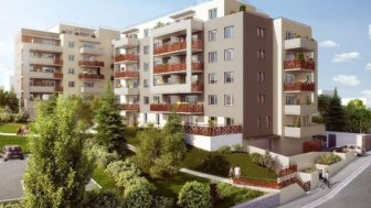 Appartements neufs Les Hauts de l'Oradou éco-habitat à Clermont-Ferrand