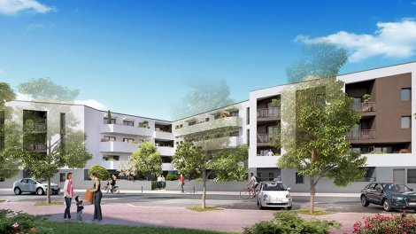 Appartement neuf Grand Angle investissement loi Pinel à Anglet