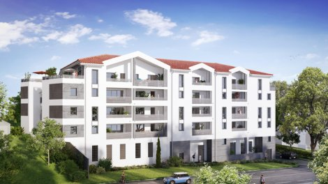 Appartement neuf Patio 88 investissement loi Pinel à Anglet