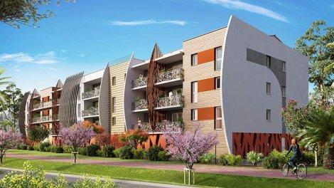 Appartement neuf Galatee à Saint-Cyprien