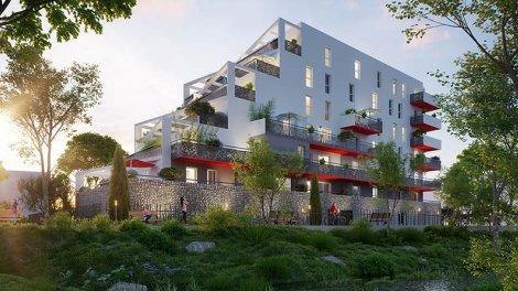 Appartement neuf Cours d'Ô éco-habitat à Perpignan