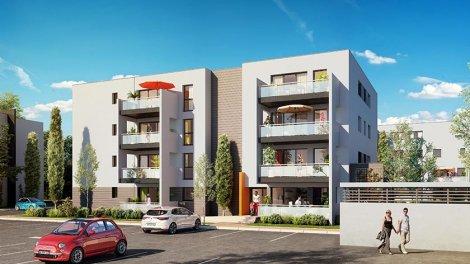 Appartement neuf Ligne & Pure éco-habitat à Perpignan