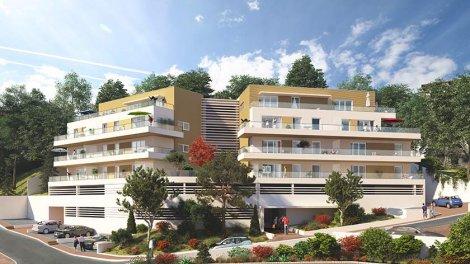 Appartement neuf Bella Vista éco-habitat à Villeneuve-de-la-Raho
