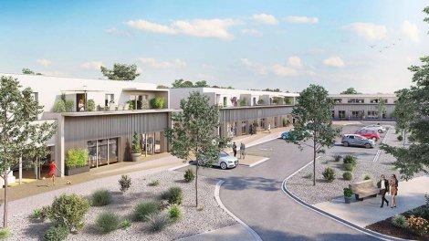 eco habitat neuf à Saint-Esteve