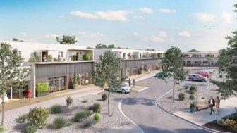 Appartements neufs Eden éco-habitat à Saint-Esteve