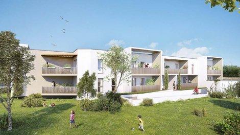immobilier basse consommation à Saint-Esteve