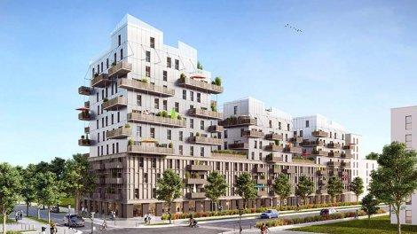 Appartement neuf Sensations investissement loi Pinel à Strasbourg